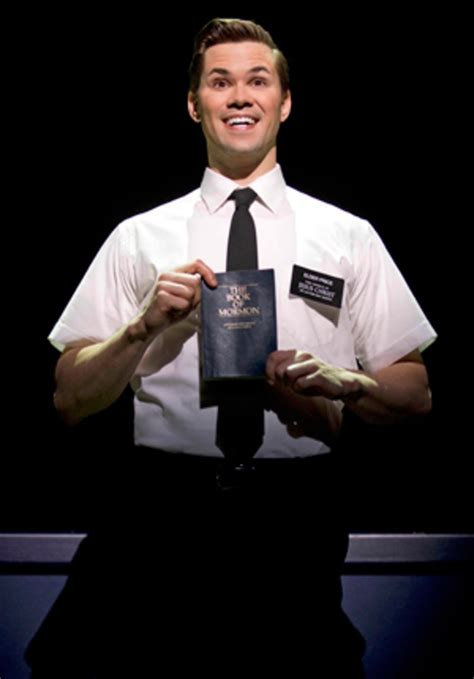 the book of mormon pictures q a the book of mormon s andrew rannells gq
