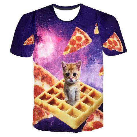 soshirl muffin cats 3d print t shirts s top