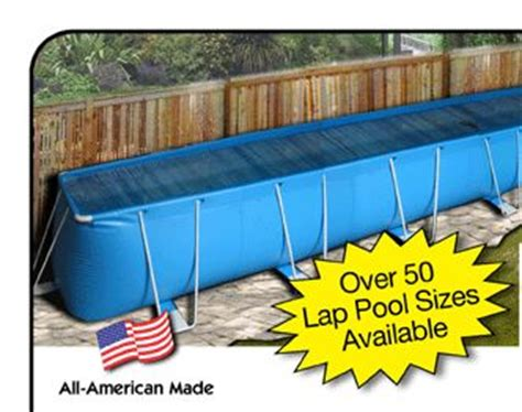 personal lap pool complete 7 x 42 long portable lap pool packages only