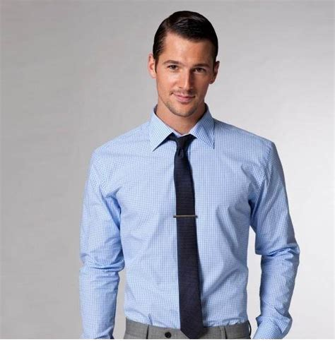 pattern dress shirt for interview what shirt and tie should one wear to a promotion