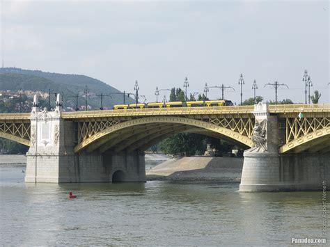 margit bridge or the yellow bridge as i prefer to call it panadea gt travel guide photo gallery margaret bridge