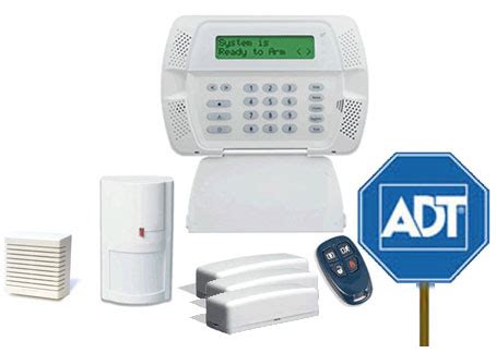 adt home security system adt electrician hargis electric llc