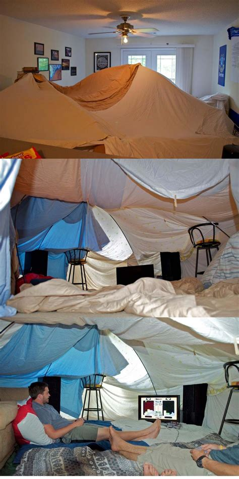 how to make a fort in your room how to make a big blanket fort woodworking projects plans
