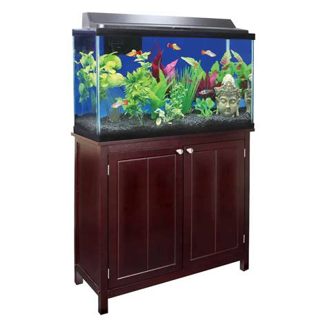 Stand Galon imagitarium preferred winston tank stand 29 gallons petco
