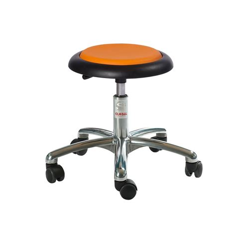 Gassy Stool by Micro Stool Without Backrest Low Gas