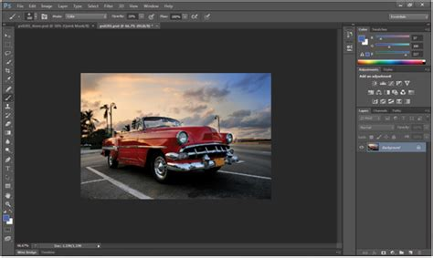 tutorial adobe photoshop cc photoshop tutorial using panels in photoshop cc