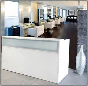 White Reception Desk Salon Salon Reception Desk Ikea Desk Home Design Ideas 42ppralxq018263