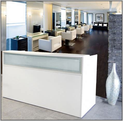 reception desk ikea salon reception desk ikea desk home design ideas