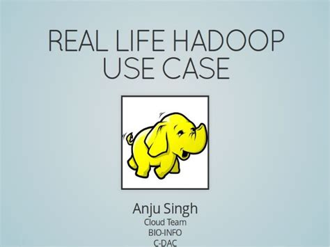 using pattern classification for task assignment in mapreduce hadoop real life use case mapreduce details