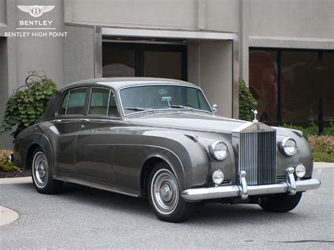 roll royce silver 1960 rolls royce silver cloud ii for sale 2013292