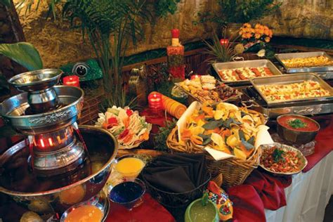 Mexican Restaurants With Banquet Rooms by Mexican Food Catering Recipes Food
