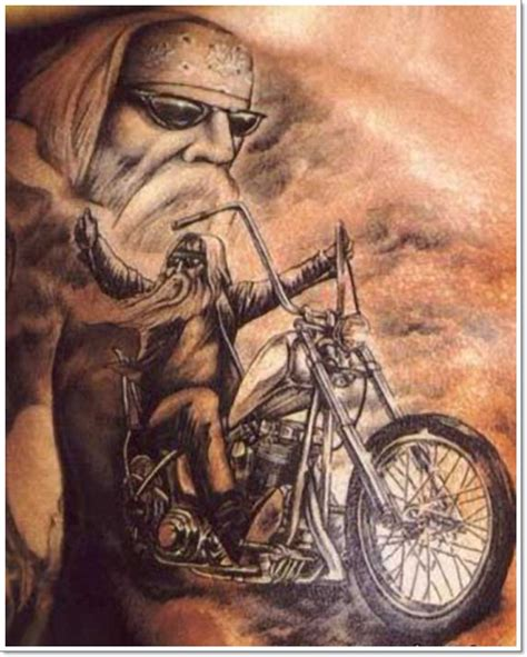 motorcycle tattoos 30 of the most amazing car and motorcycle designs