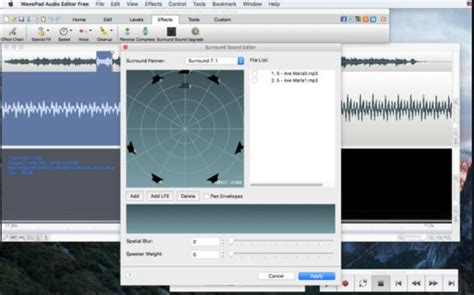 tutorial wavepad top ten audio editing software mac leawo tutorial center
