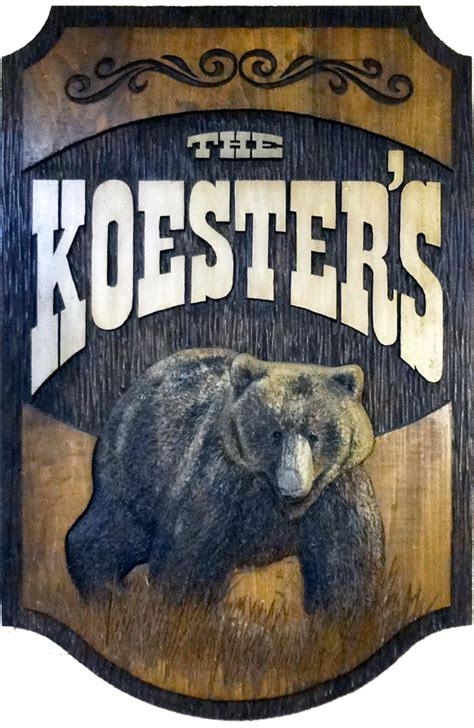 Handcrafted Signs - handcrafted signs koester originals