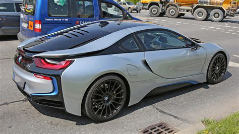 Bmw I8 Performance by 2016 Bmw I8 Performance Test Mule By Motor1