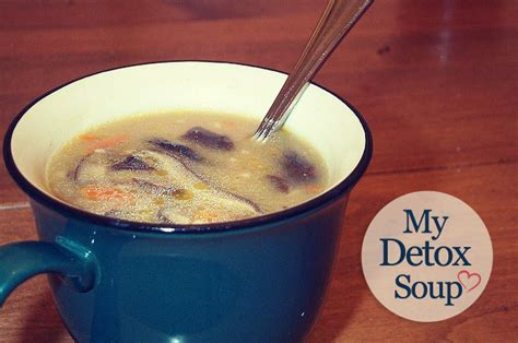Detox Miso Soup by My Post Thanksgiving Detox Soup The