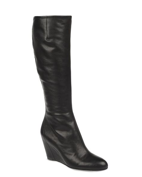 via spiga wedge boots bloomingdale s
