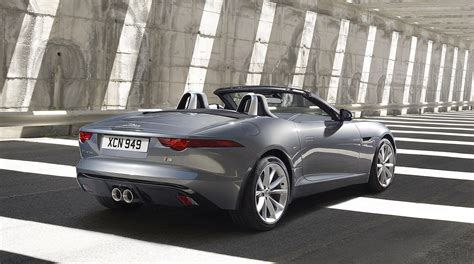 Car Exhaust Types by Jaguar F Type V8 V6 In Exhaust Sound Photos 1 Of 3