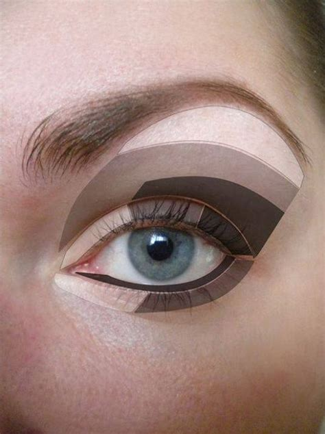 how to use eyeshadow palettes correctly how to do your eye makeup correctly smoky eye in the