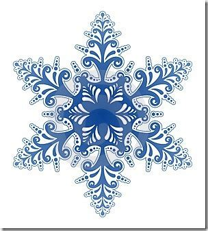 Beckham Snowflakes 1104 3 Set 3 In One pin free snowflake border word document on