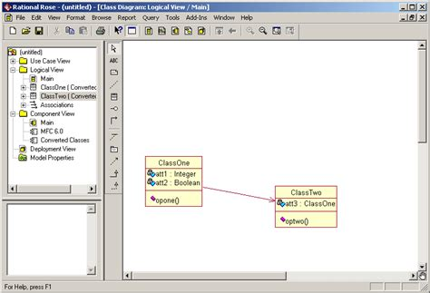 Cara Membuat Class Diagram Menggunakan Rational Rose | warbrain design 8 catatan kuliah cara generate code