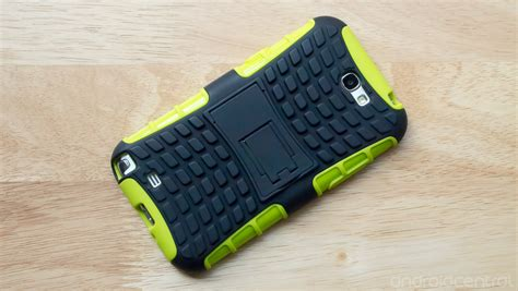 cruzerlite spi force galaxy note 2 case review android
