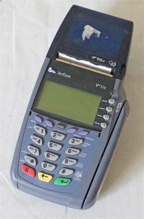 omni vx verifone vx510 omni 5100 m251 000 33 nab payment terminal