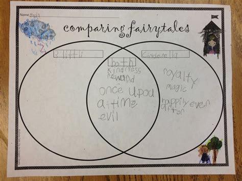 cinderella venn diagram venn diagram to compare tales tales
