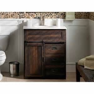 Barn Door Bathroom » Modern Home Design