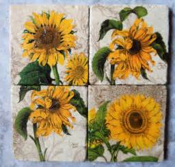 Sunflower Kitchen Accessories Sunflower Home Decor Decorating Ideas