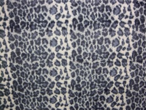 snow leopard upholstery fabric faux fur snow leopard the fabric mill