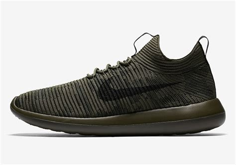 Nike Roshe Camo nikelab roshe two flyknit camo 918262 300 sneakernews