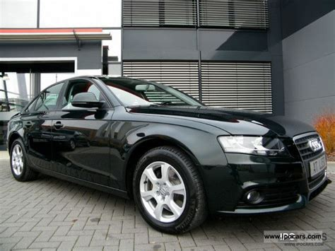 Audi A4 1 8 Fuel Consumption by 2008 Audi A4 1 8 Tfsi Multitronic Car Photo And Specs