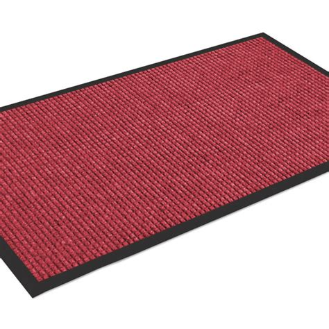 waterhog lawn tractor landing pad square rubber mat w