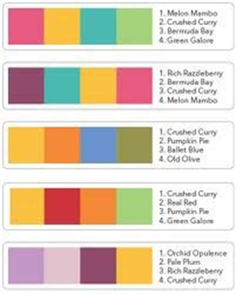 color combination ideas stin up color combinations on pinterest stin up