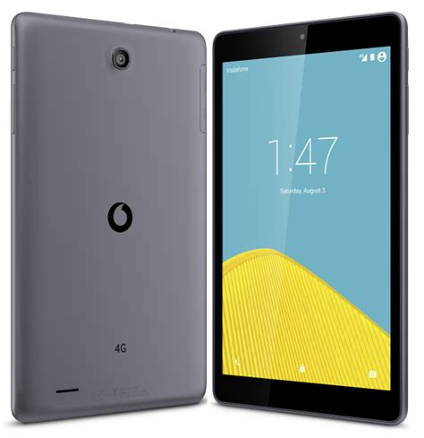 Tablet 8 Inch 4g vodafone announces the 8 inch tab speed 6 with 4g connectivity for just 163 125 talkandroid