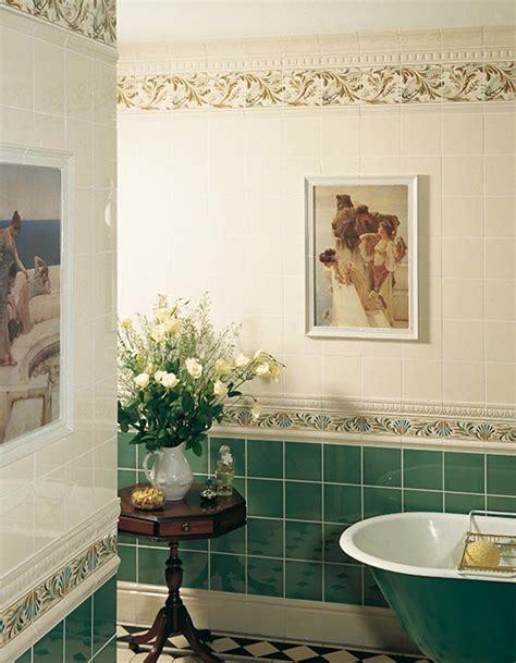 klassische fliesen badezimmer mediterraner stil ciltix sammlung