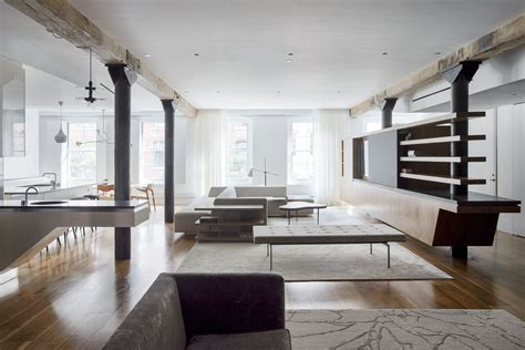 Loft Architektur by A Loft By Oa Architects In Manhattan Stylepark