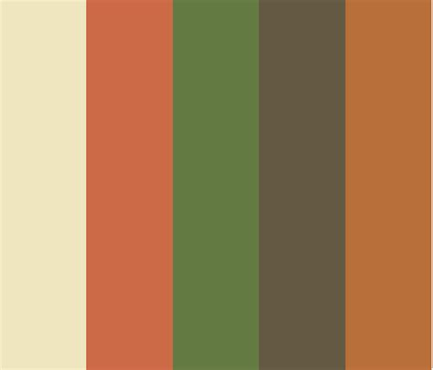 color pallete in color palettes