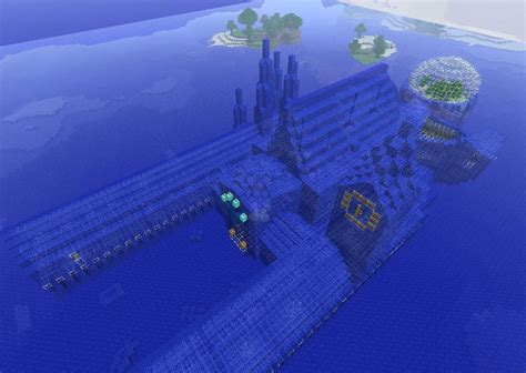 Minecraft Chandelier Ideas Minecraft Tutorial 6 Pure Water Fountains And Structures