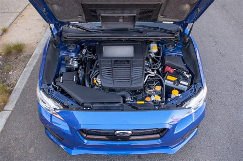 2015 subaru wrx engine 2015 subaru wrx first drive modified