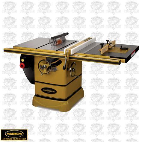 Powermatic 1792008k Model Pm2000 5hp 10 Quot Table Saw