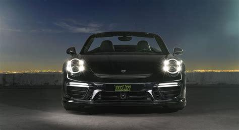 porsche cayman cabrio techart porsche 911 turbo s cabriolet modcarmag