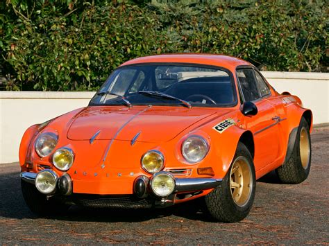 alpine a110 wallpaper renault alpine a110 1600s 4 wallpapers cool cars