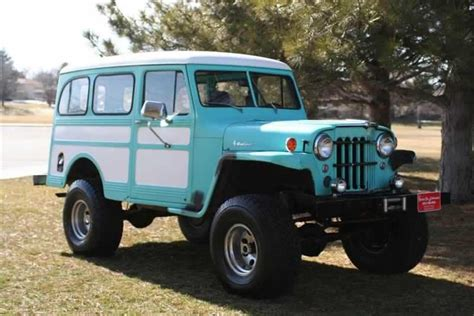 jeep station wagon lifted classic 4x4s on twitter quot lifted 1956 willys jeep station