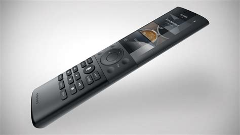 savant remote a uber sleek universal remote for both home