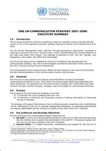 one page executive summary template doc 638826 one page executive summary template doc one