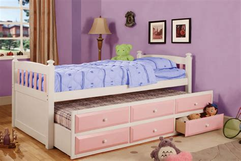 twin beds for kids twin trundle beds types of trundle beds