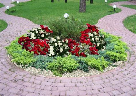 floral installations  landscaping ideas  mums