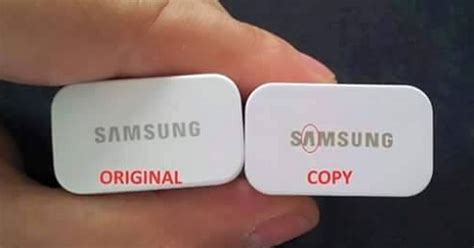 Harga Samsung S6 Copy the differences between original and copied versions